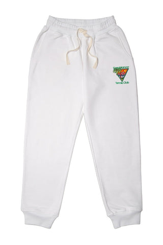 Icon Embroidered Sweatpants