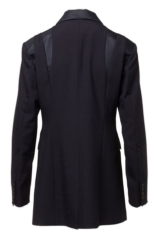 BASE MARK, Longline Blazer