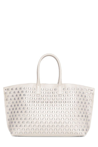 Akris, AI Handwoven Shoulder Tote