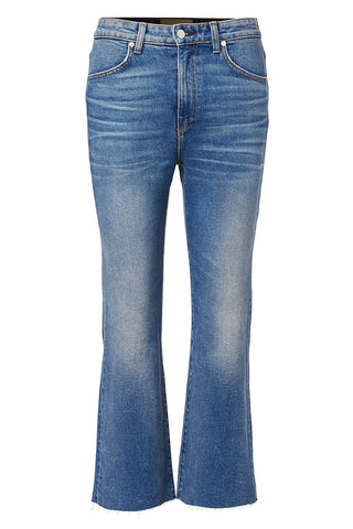 CQY, Wes Bootcut Crop Jeans