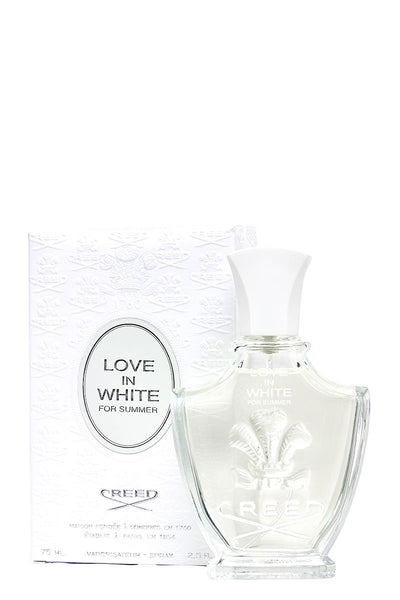 Love in White for Summer