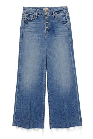 MOTHER, Pixie Roller Ankle Fray Jeans