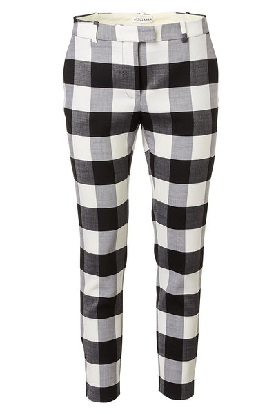 Gavi Gingham Pants