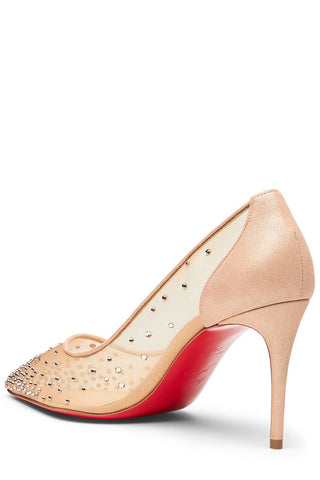 Christian Louboutin, Follies Strass Pumps