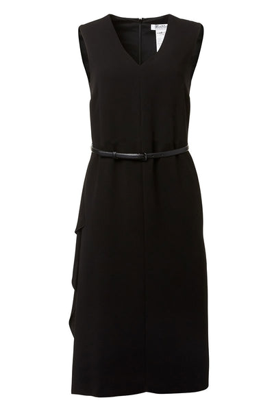 Max Mara, Robin Flounce Dress