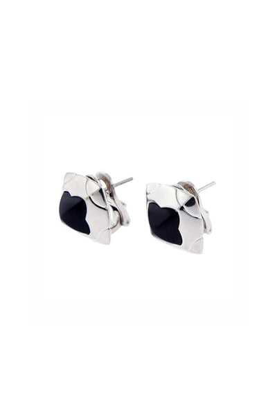 Oakgem, Bulgari Piramide Earrings