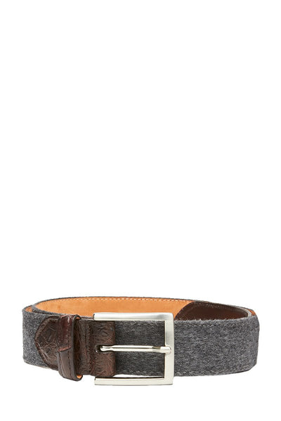 w.kleinberg, Felted Crocodile Belt