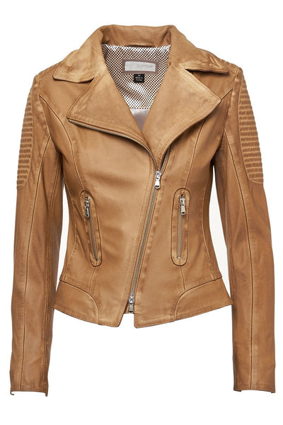 Schyia, Eva Leather Jacket