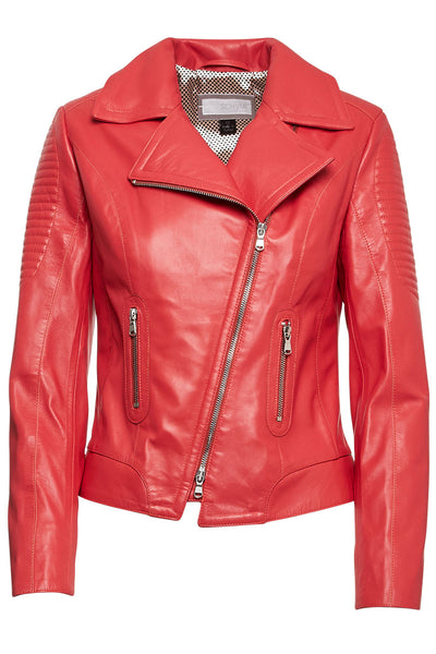 Eva Leather Jacket