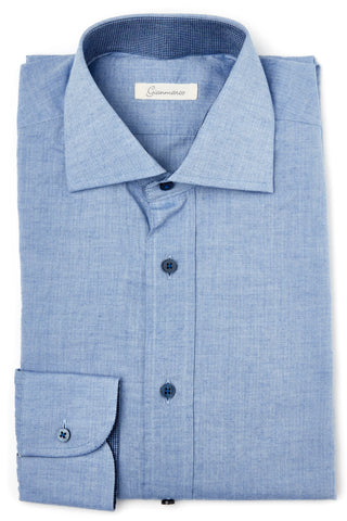 Heathered Blue Sportshirt