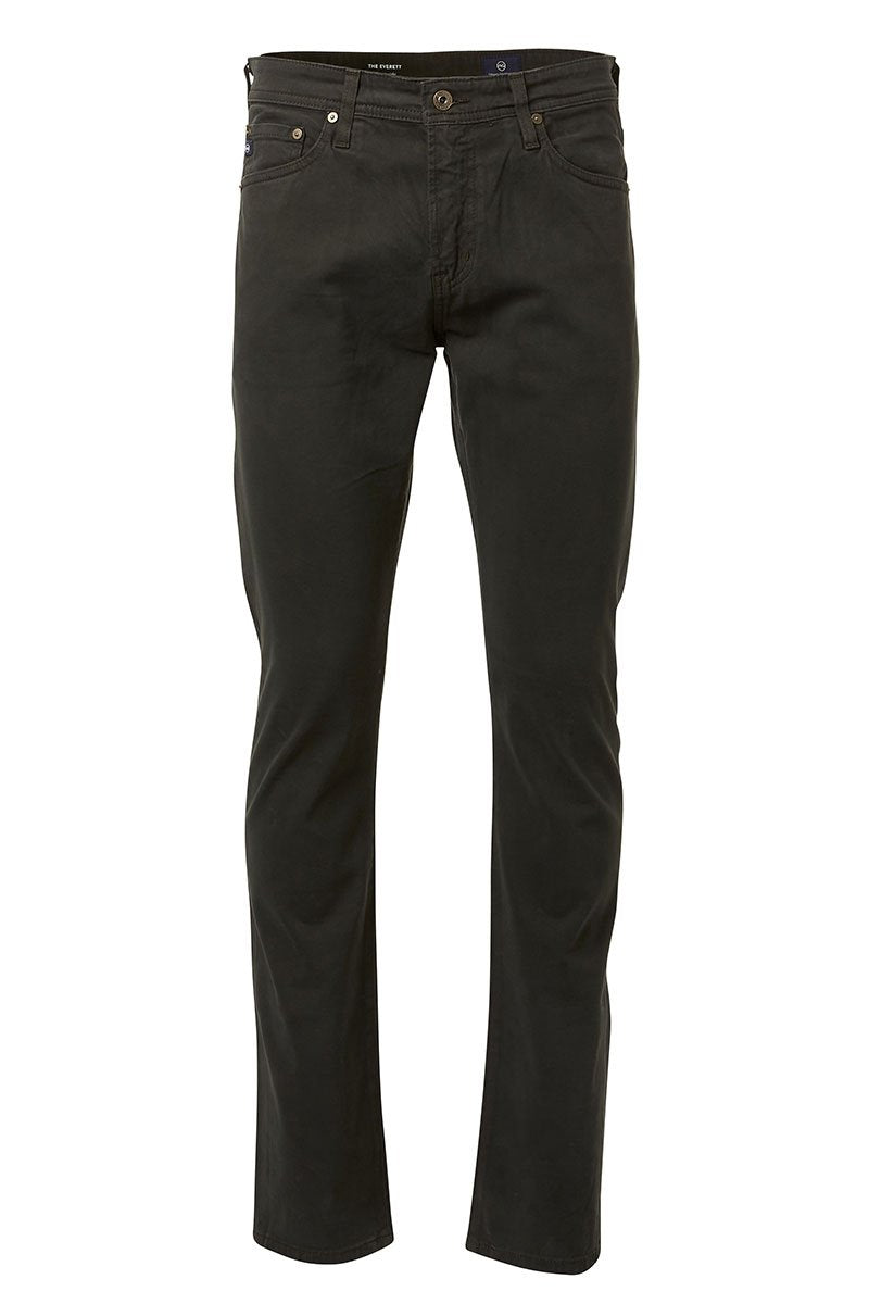 The Everett Sueded Sateen Jeans