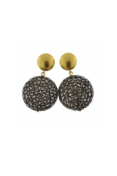 Oakgem, Gurhan Lentil Pastiche Earrings