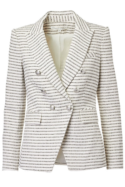 Veronica Beard, Miller Tweed Dickey Jacket