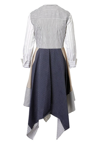 Dorothee Schumacher, Stripe Patch Dress