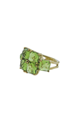 Oakgem, Ippolita Rock Candy Peridot Ring