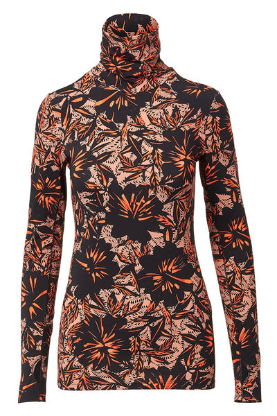 Dorothee Schumacher, Exotic Patch Turtleneck