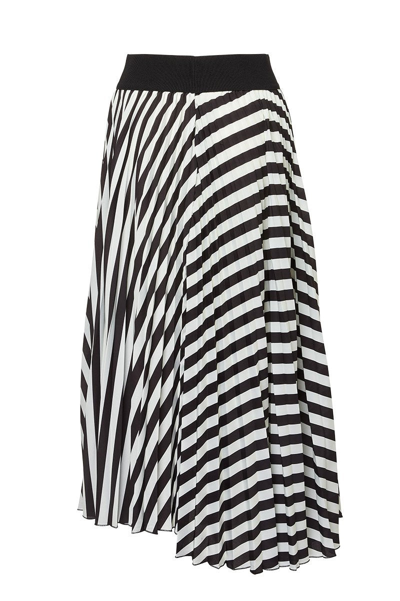Dorothee Schumacher, Cool Graphic Plissee Skirt