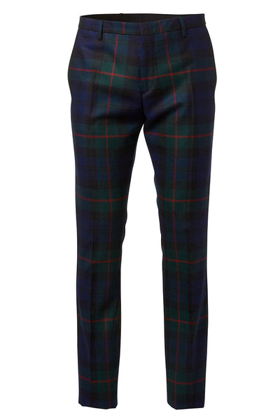 Paul Smith, Tartan Wool Pants