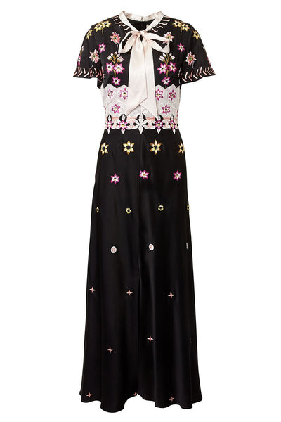 Temperley London, Finale Tie-Neck Dress