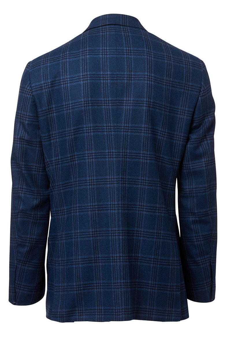 Scuderi, Prince of Wales Check Sportcoat
