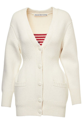 , Logo Flag Cardigan