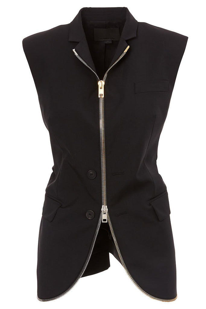 Men's Zipper Vest