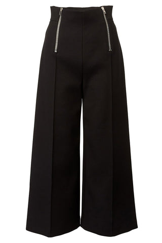 Alexander Wang, Zip Wide Leg Pants