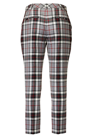 Alexander Wang, Plaid Cigarette Trousers