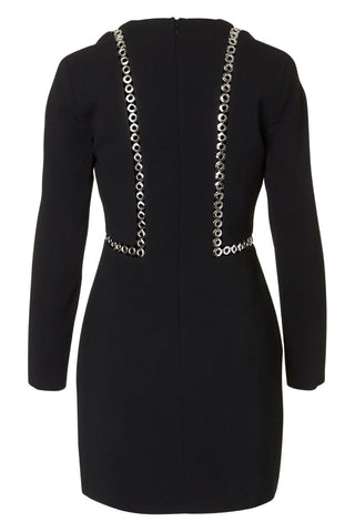Alexander Wang, Grommet Cut Out Dress