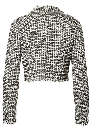 Alexander Wang, Cropped Tweed Jacket