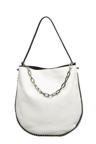 Leather Roxy Hobo Bag