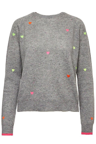 Little Heart Sweater