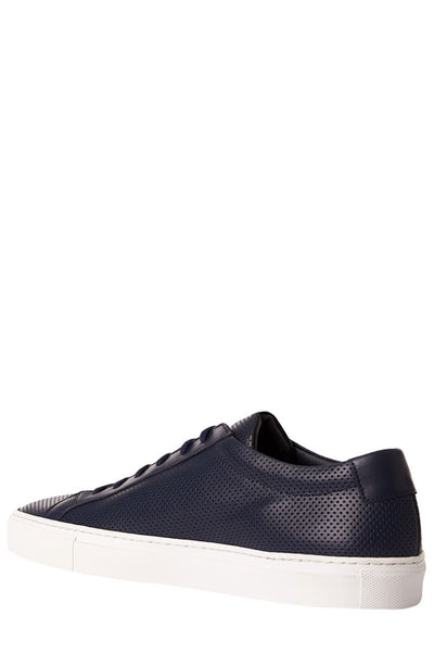 Perforated Achilles Leather Sneakers