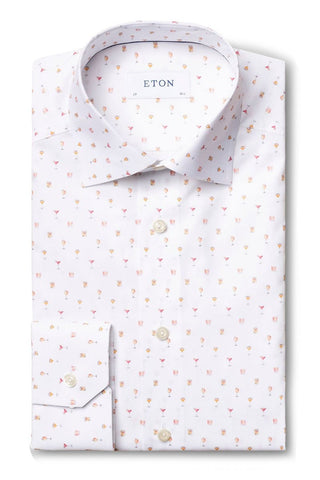 Cocktail Print Shirt