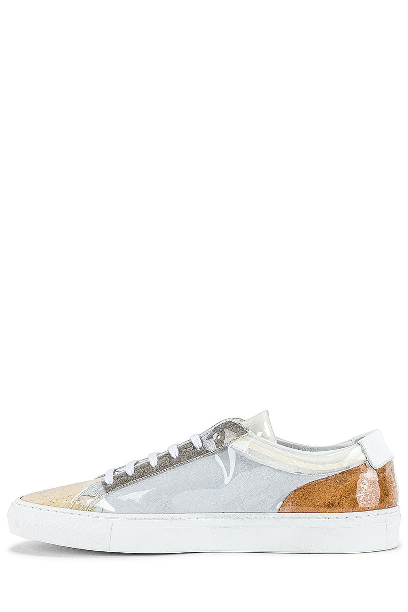 Achilles Low Clear Sneakers