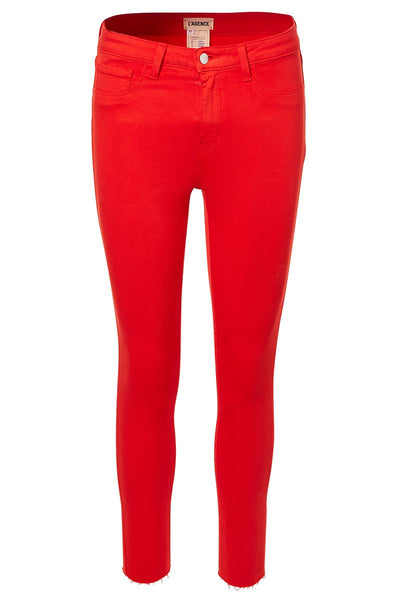 L'AGENCE, Margot High-Rise Skinny Jeans