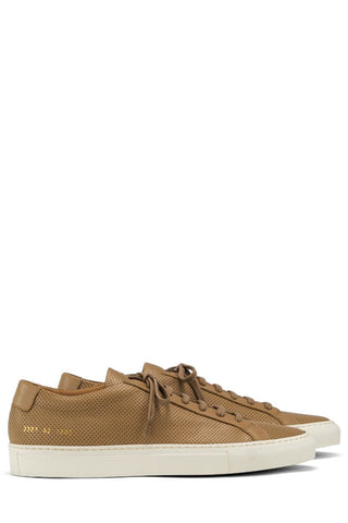 Achilles Low Perforated Sneakers