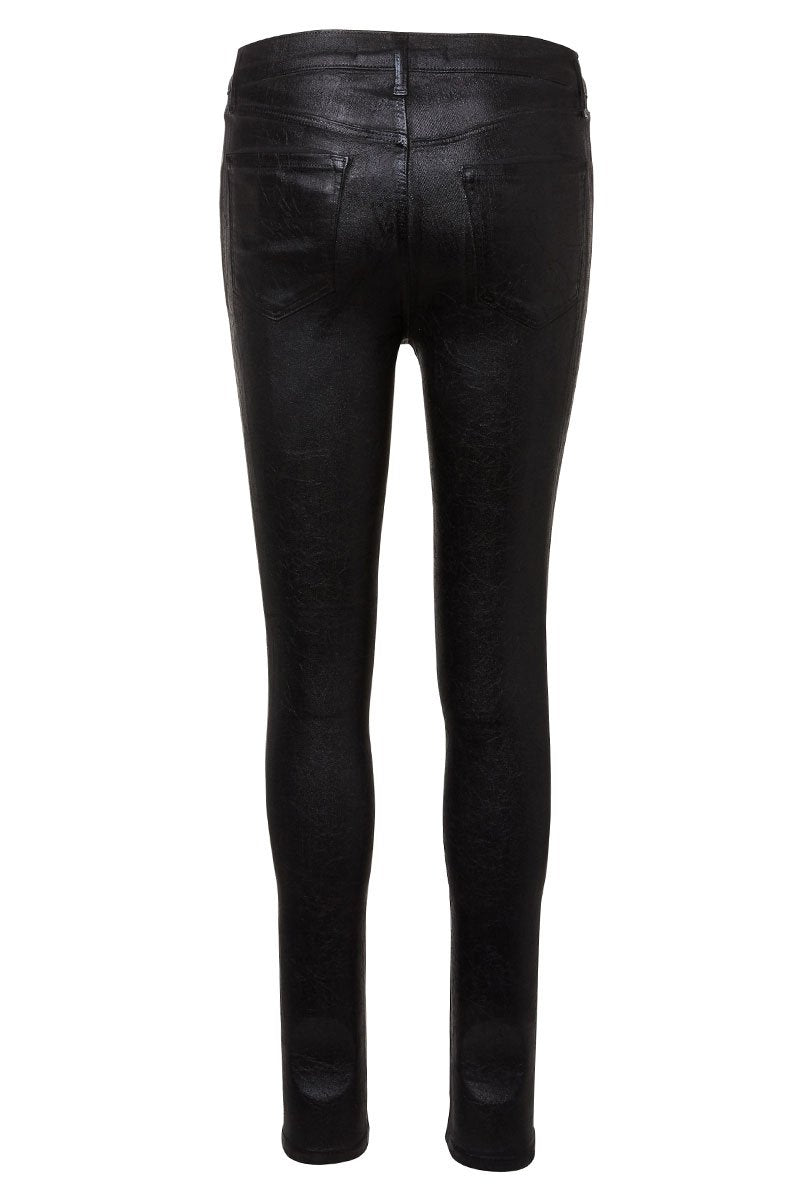 J Brand, Maria High Rise Coated Skinny Jeans