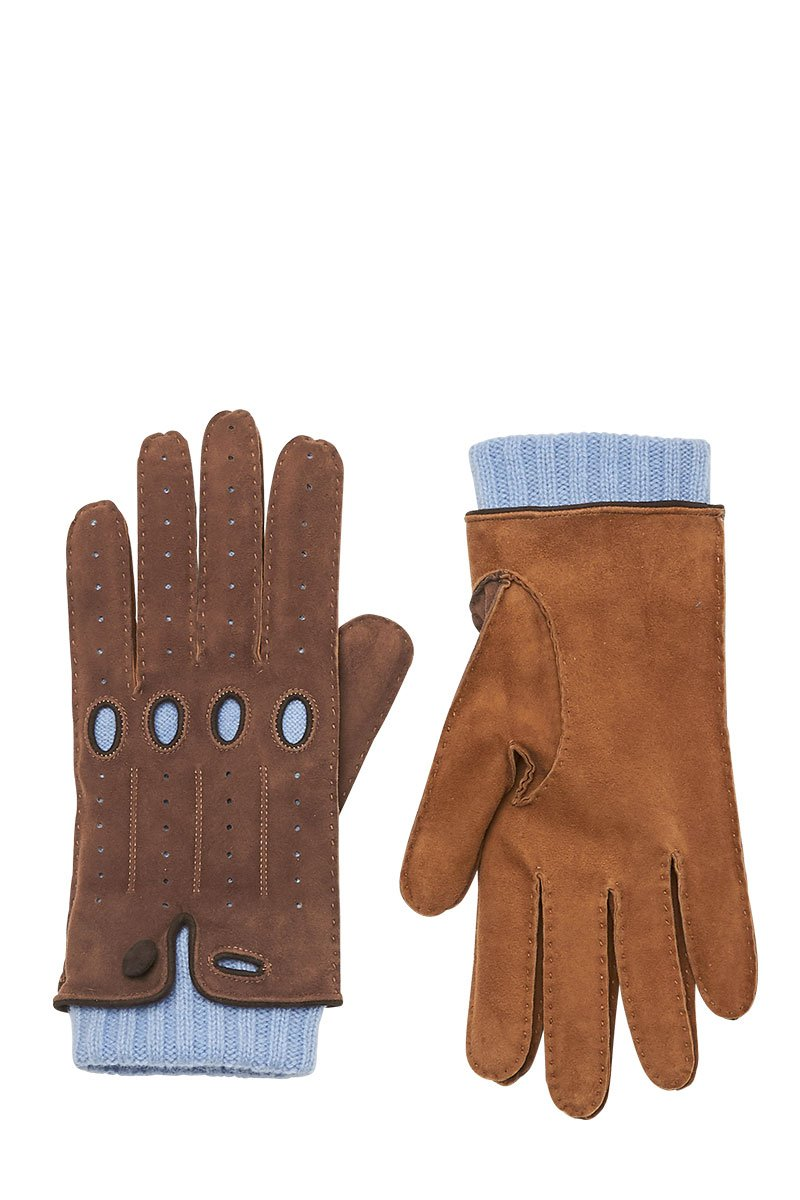 Thomas Riemer, Two-Tone Reindeer Gloves