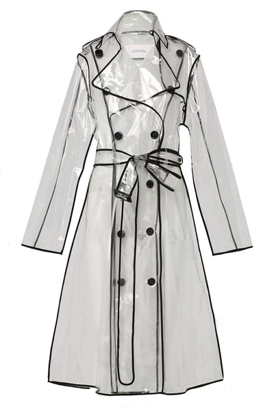 Dorothee Schumacher, Transparent Veil Raincoat