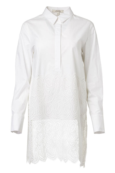 Dorothee Schumacher, Poplin Purity Blouse