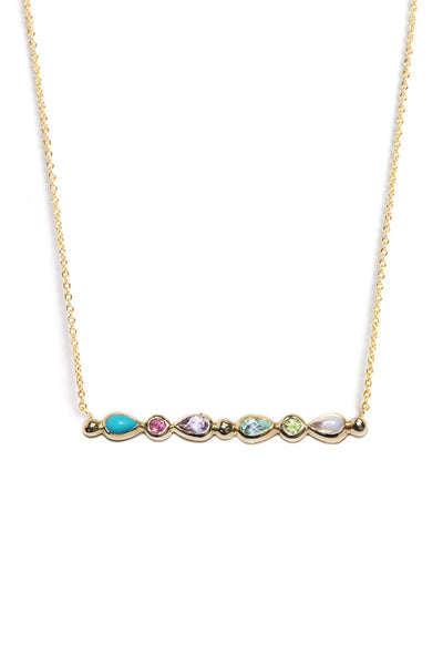 Anzie, Eternity Bar Necklace
