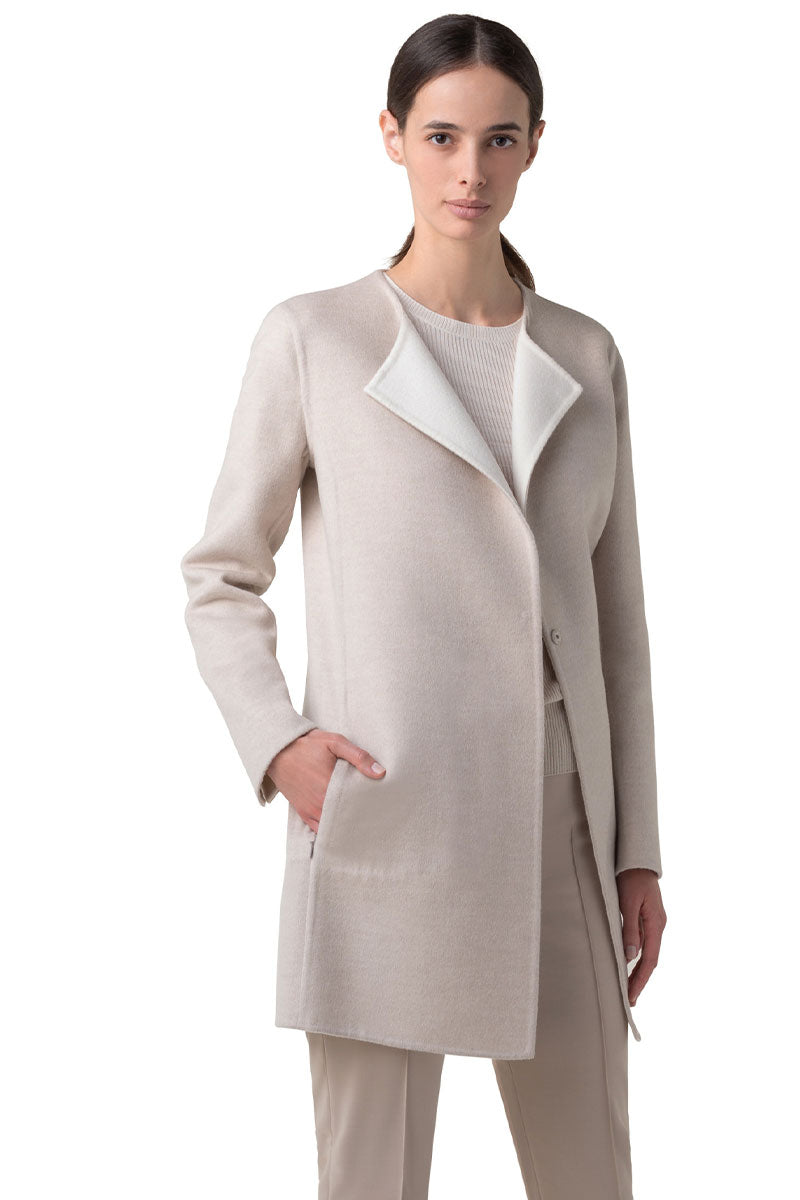 Madrisa Reversible Coat