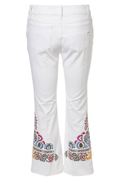 , Lola Embroidered Jeans