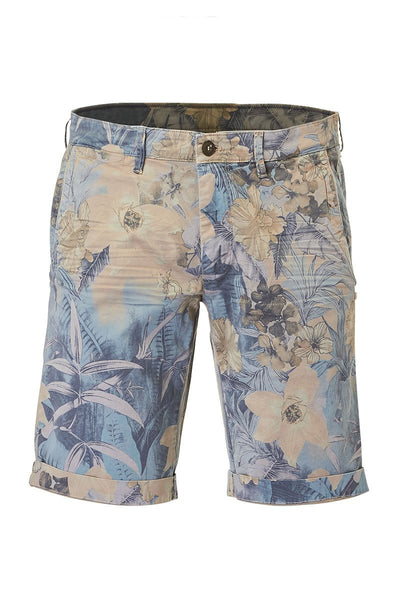 Mason's, Washington Floral Bermuda Shorts