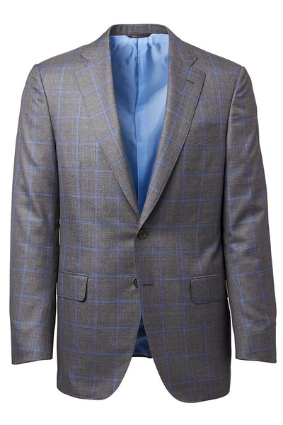 Scuderi, Windowpane Suit