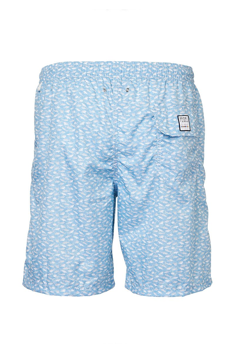 Fedeli, Shark Swim Shorts