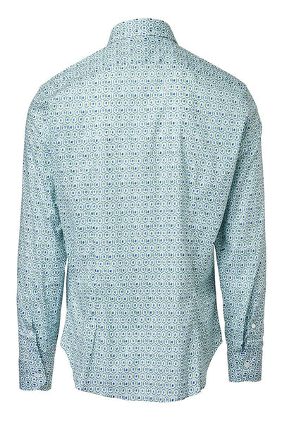 Fedeli, Graphic Medallion Sportshirt