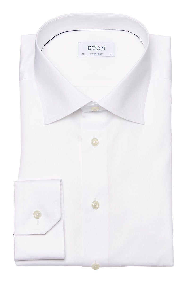 Eton, Signiture Twill Dress Shirt