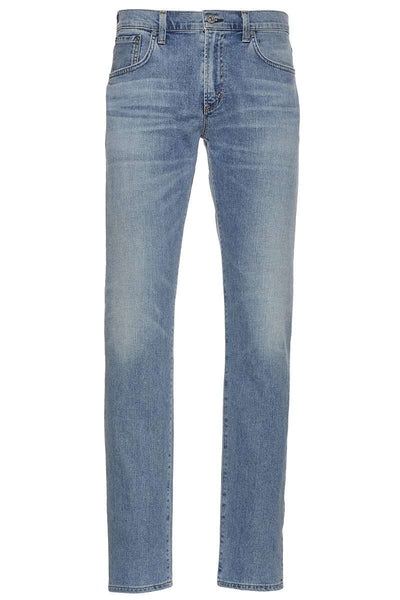 , Core Slim Straight Jeans